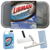 cleaning chemicals, brushes, hand wipers, sponges, squeegees: Libman - Window Cleaning Kit