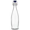 Libbey Glass Water Bottle with Wire Bail Lid LIB 13150020