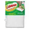 Libman Hardwood Floor Microfiber Pad Refills LIB 2050