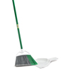 "Clean and Green: Libman - Precision Angle® 11""W Broom with Dust Pan"