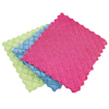 cleaning chemicals, brushes, hand wipers, sponges, squeegees: Libman - Microfiber Sponge Scrubber Cloths