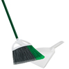 "Clean and Green: Libman - Large Precision Angle® 13""W Broom with Dust Pan"