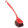 cleaning chemicals, brushes, hand wipers, sponges, squeegees: Libman - Long Handle Palmyra Scrub Brushes