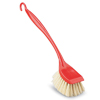 cleaning chemicals, brushes, hand wipers, sponges, squeegees: Libman - Long Handle Tampico Scrub Brushes