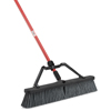 Libman 24 Rough Surface Heavy Duty Push Broom LIB 825
