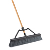 Libman 24 Rough Surface Industrial Push Broom LIB 829G