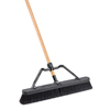 Libman 24 Smooth Surface Industrial Push Broom LIB 847G