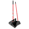Libman Lobby Broom & Open Dust Pan Sets - 2 Sets per Case! LIB 919