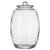 Libbey Glass Barrel with Lid LIB 9520004