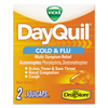 Cough & Cold: DayQuil® Cold Flu