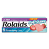 OTC Meds: Rolaids® Ultra Strength Antacid Softchews