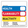 Labelmaster LabelMaster® Warehouse Self-Adhesive Labels LMT AV501