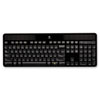 Logitech Logitech® Wireless Solar Keyboard for Mac LOG 920003472