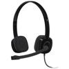 Logitech Logitech® H151 Stereo Headset LOG 981000587