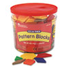 Learning Resources Learning Resources® Pattern Blocks LRN LER0134