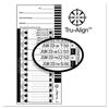 Lathem Lathem® Time Time Cards LTH 16100