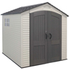 Storage Sheds: Lifetime Products - 7x7 Shed
