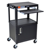 Luxor Multi-Media Mobile Workstation LUXAVJ42KBC