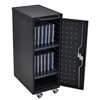 carts and stands: Luxor - 12 Chromebook Charging Cart- Includes Electrical Outlets
