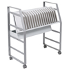 carts and stands: Luxor - 16 Tablet/Chromebook Open Charging Cart