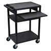 Luxor LP Series Presentation Cart LUX LP34LE-B