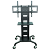 Luxor Mobile Flat Panel Display Stand LUX LWPSMS51