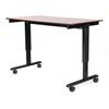 Luxor 60 Electric Standing Desk LUX STANDE-60-BK/DW