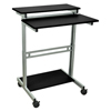 Luxor 31.5W Stand Up Workstation LUX STANDUP-31.5-B