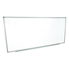 Luxor Magnetic Wall Mounted Whiteboard 96 LUX WB9640W