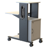 Luxor 40 Presentation Station- Cabinet, Electric LUX WPS4CE