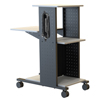 Luxor 40 Mobile Presentation Station- Electric LUX WPS4E