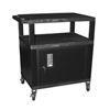 utility carts, trucks and ladders: Luxor - Tuffy Cart with Cabinet