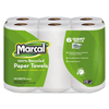 Kitchen Paper Towels: Small Steps® Premium Recycled Giant Roll Towels