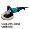 Makita 7 Inch Electronic Sander-Polisher MAK 458-9227C