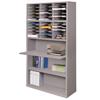 mailroom stations: Marvel Group - Mail Sorter with Adjustable Worksurface, Black