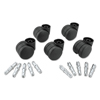 Master Caster Master Caster® Deluxe Non-Hooded Casters MAS 23621