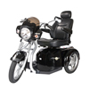 Drive Medical Maverick Executive Three Wheel Power Scooter, 20 Seat MAVERICK20CS