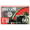Maxell Maxell® Dictation and Audio Cassette MAX 109010
