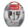 Maxell Maxell® Colorbuds with Microphone MAX 196146