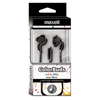 Maxell Colorbuds with Microphone, Black MAX 199708