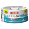 Maxell Maxell® CD-RW Rewritable Disc MAX 630026