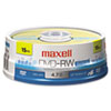 DVDs Rewritable: Maxell® DVD-RW Rewritable Disc