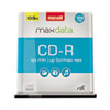Storage Media: Maxell® CD-R Recordable Disc