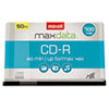 Maxell Maxell® CD-R Recordable Disc MAX 648250