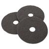 3M Black Stripper Floor Pads 7200 MCO 08379
