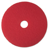 3M Red Buffer Floor Pads 5100 MCO 08394