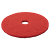 3M Red Buffer Floor Pads 5100 MCO 08395