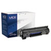 Micr Print Solutions: MICR Print Solutions Compatible with CB435AM MICR Toner, 30,000 Page-Yield, Black