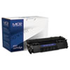 Micr Print Solutions: MICR Print Solutions Compatible with Q7553AM MICR Toner, 3,000 Page-Yield, Black