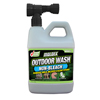 cleaning chemicals, brushes, hand wipers, sponges, squeegees: Envirocare - Moldex® Non-Bleach Outdoor Wash (Hose End)